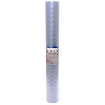 Tenex 1020002 Carpet Protector, Low-Pile, Clear Ribbed Pattern, 27-In. x 6-Ft.