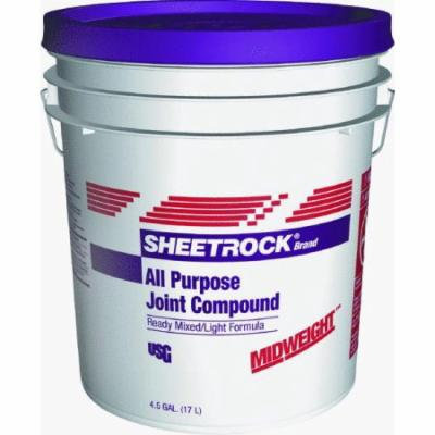 Sheetrock Midweight All-Purpose Drywall Joint Compound