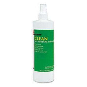 7930009265280 Clean All-Purpose Cleaner, Alkaline Base, 16Oz Bottle, 4