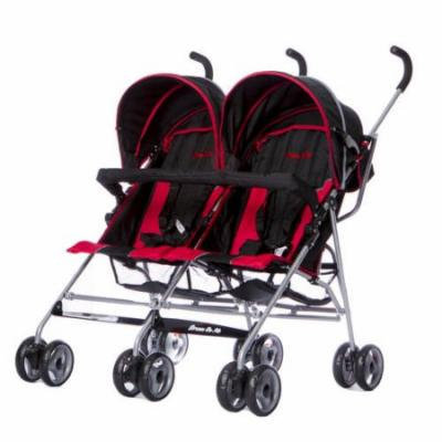 Dream On Me Twin Stroller, Choose Your Color