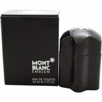 Montblanc Mont Blanc Emblem Eau de Toilette Spray for Men, 2 fl oz