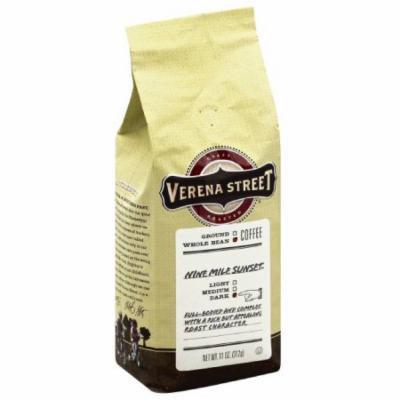 Verena Street Nine Mile Sunset Dark Whole Bean Coffee, 11 oz, (Pack of 6)