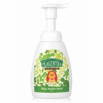 Plagentra 1404250 Baby Bubble Wash - All Natural, 8. 81 oz.