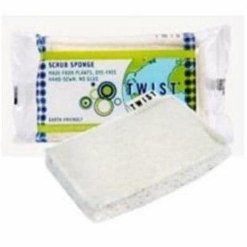 Twist Twist Scrub Sponge -Pack of 24