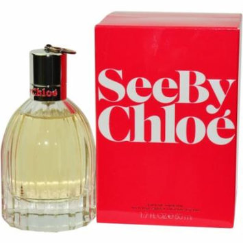 See by Chloe for Women Eau de Parfum Natural Spray, 1.7 fl oz