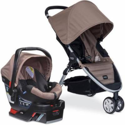 Britax B-AGILE 3/B-SAFE 35 Travel System, Choose Your Color