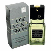 One Man Show by Jacques Bogart for Men - 3.3 oz EDT Spray