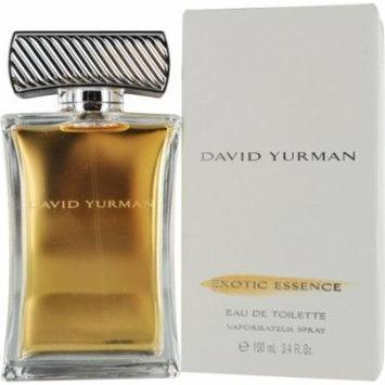 David Yurman Exotic Essence for Women Eau de Toilette Vaporisateur Spray, 3.4 fl oz