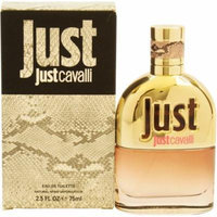Roberto Cavalli Just Cavalli for Women Eau de Toilette Spray, 2.5 oz