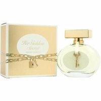 Antonio Banderas Her Golden Secret EDT Spray, 2.7 fl oz