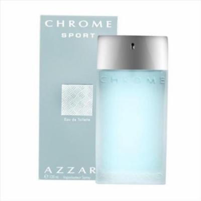 Loris Azzaro Men's Chrome Sport Cologne, 3.4 oz
