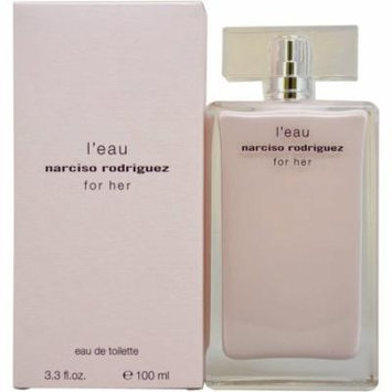 Narciso Rodriguez Narciso Rodriguez L'eau for Her EDT Spray, 3.3 oz