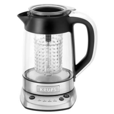 Krups Electronic Glass Tea Maker