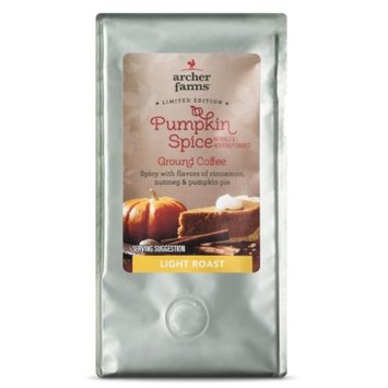 Archer Farms Pumpkin Spice Light Roast Ground Coffee 12 oz