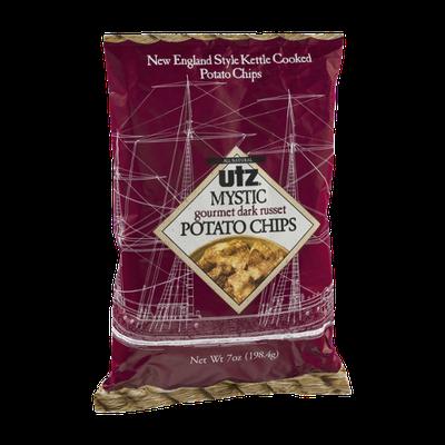 Utz Mystic Gourmet Dark Russet Potato Chips