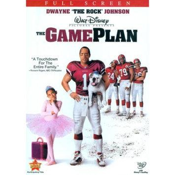 Disney The Game Plan (Fullscreen) (Dual-layered DVD)