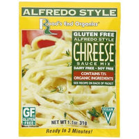 Road's End Organics Gluten Free Alfredo Chreese Mix, 1.1-Ounce Pouches (Pack of 12)