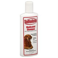 Farnam Pet Products Sulfodene Shampoo 8 Ounces - 00708