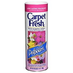 Carpet Fresh 14 Ounce Carpet Fresh 276147 by WD 40