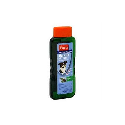 Hartz Rid Flea & Tick Shampoo, Fresh Scent, 18 oz