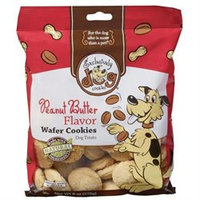 Exclusively Pet Cookies Peanut Butter 8 Ounces - 03000