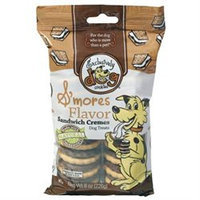 Exclusively Pet Sandwich Creme Cookies Ep Sandwich Cookie Smores 8Oz