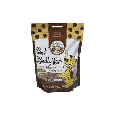 Exclusively Pet Best Buddy Bits Carob 5.5 Ounces 44000