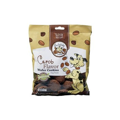 Exclusively Pet Chip Cookies Carob 8 Ounces - 01000
