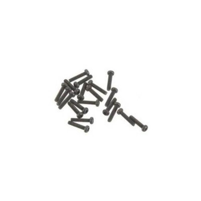 Thunder Tiger PD2048 Button Head Screw 2x9mm (20)