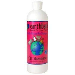 Earthbath All Natural Cat Shampoo & Conditioner 16 oz.