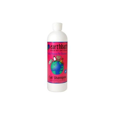 Earthbath All Natural Cat Shampoo & Conditioner 16 oz.