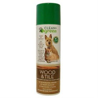 Clean & Green Clean and Green Pet Stain and Odor Remover for Wood and Tile- 14 oz