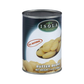 Isola All Natural Butter Beans