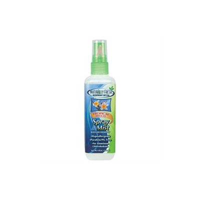Naturally Fresh - Deodorant Crystal Spray Mist Body Tropical Breeze - 4 oz.