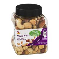Ahold Mixed Nuts Lightly Salted