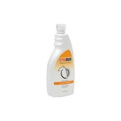 Citra Solv - Citra Drain Natural Enzymatics Valencia Orange - 22 oz.