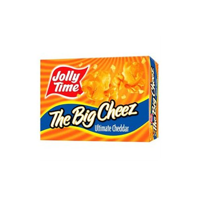 Jolly Time Microwave Popcorn, The Big Cheez, 3 - 3.5 oz bags