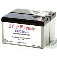 APC Smart-UPS 700VA RM 2U Replacement Battery - Kit of 2