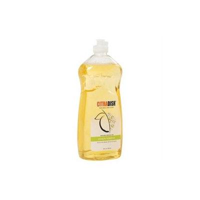 Citra Dish Natural Liquid Dish Soap, 25 oz