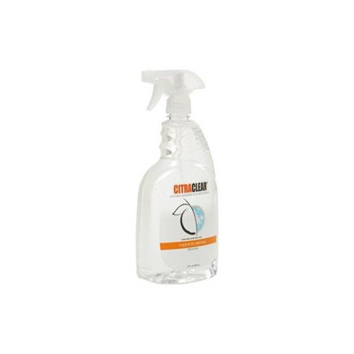 Citra Solv - Citra Clear Natural Window & Glass Cleaner Valencia Orange - 32 oz.