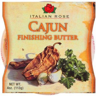 Italian Rose Garlic Italian Rose Cajun Finishing Butter, 4 oz