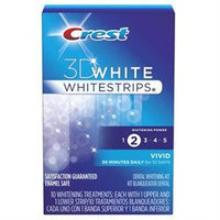Crest 3D White Vivid Whitestrips