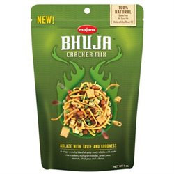 Bhuja 65172 Bhuja Cracker Mix- 6X7 OZ