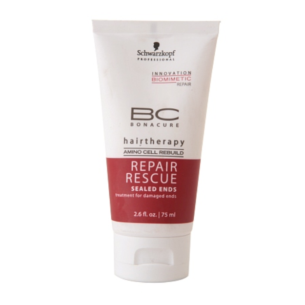 Schwarzkopf Professional BC Hairtherapy Repair Rescue Sealed Ends