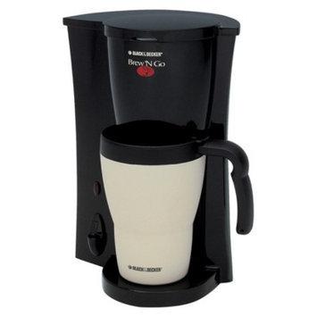 Black & Decker DCM18 Brew `n Go Personal Coffeemaker