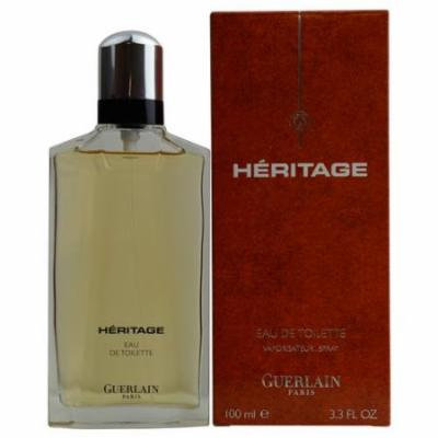 Heritage Edt Spray 3.4 Oz By Guerlain
