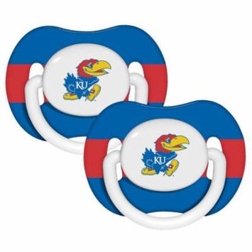 Kansas Jayhawks Pacifier - 2 Pack