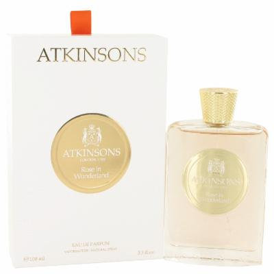 Rose In Wonderland for Women by Atkinsons Eau De Parfum Spray 3.3 oz