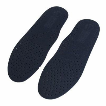 Pair Foam Insoles Leather Shoe Pads Dark Blue EU 40 for Man