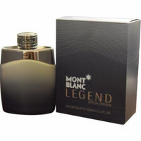 Mont Blanc Legend Edt Spray 3.4 Oz (Limited Edition) For Men By Mont Blanc